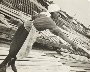 Saw mill, Alexander Rodchenko