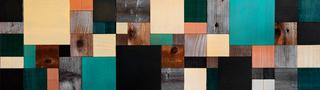Three Squares, Gene Erickson