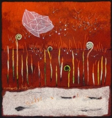 Firefly Field, Erma Martin Yost