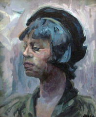 Girl with Cap,