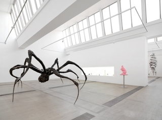 Installation view, Louise Bourgeois