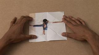 Untitled (folding 2), Jimmy Roberts