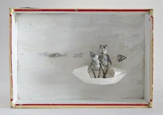 Drifting in a Sampan Boat, Virginia McCracken