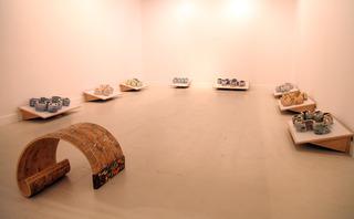 Installation View, Richard Deacon