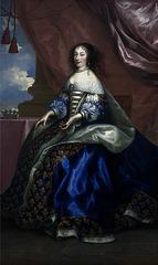 Henrietta Anne, Duchess of Orleans, Jean Nocret