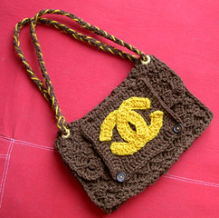 Brown Chanel Bag 2, Stephanie Syjuco