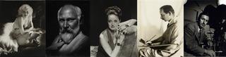 Jean Harlow, Frank Cuprien, Bette Davis, Edgar Payne, Walt Disney,