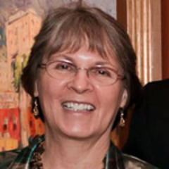 Curator of Early California Art Janet Blake,