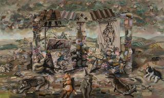 Industrial Fairy Tale, Carol Wainio