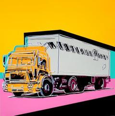 Truck , Andy Warhol