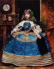 Daughter of Art History, Princess B,Yasumasa Morimura