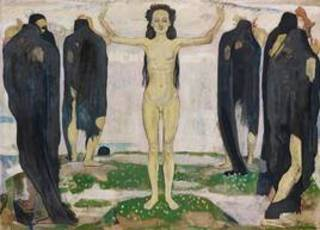The Truth (First Version), Ferdinand Hodler