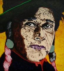 Cree Elder, John Well-Off-Man