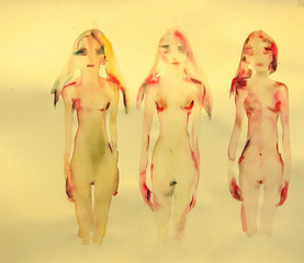Three Girls, Kim McCarty