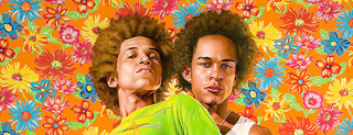 ,Kehinde Wiley