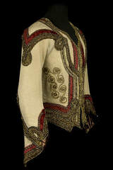 Costume for Rudolf Nureyev in the role of Jean de Brienne in Raymonda, Opéra national de Paris ,