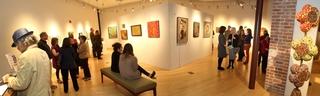 Harrington Gallery at the Firehouse Arts Center,
