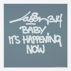 Baby It\'s Happening Now, Laser 3.14