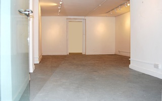 Basement gallery,