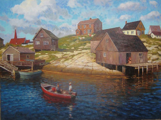 Peggy\'s Cove, Vadim Dolgov