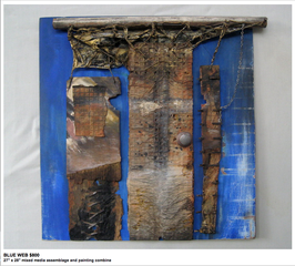 Blue Web, Geoffrey Kieran