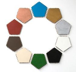 Pentagonal Monochrome, Scoli Acosta