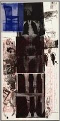 Booster, Robert Rauschenberg