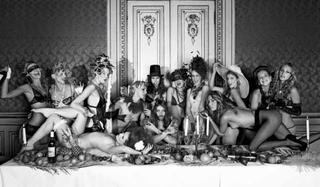The Last Supper, Jordi Gomez