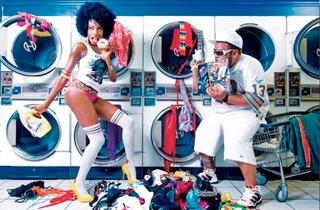 Fun in the Laundry, Jordi Gomez