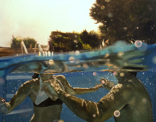 Much Clearer Down Below, Eric Zener