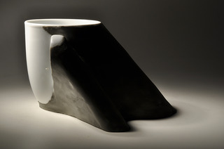 Cup Shadow Staged , Angeles Cossio