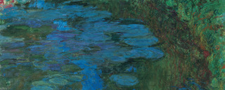 Nymphéas, Claude Monet