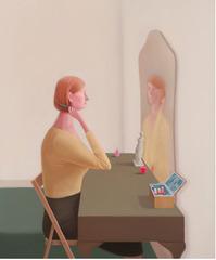Queen Anne Mirror, Prudence Flint