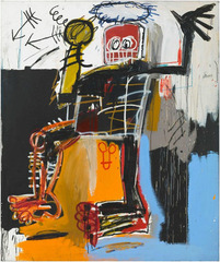 Untitled,Jean-Michel Basquiat