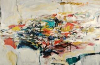 Strata, Joan Mitchell