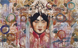 Her Majesty II, Hung Liu