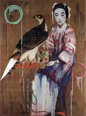 Falconer, Hung Liu