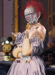 Purple Ingres, Deborah Oropallo