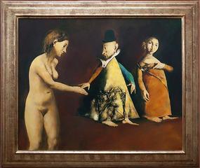 Le toucher, Georges Mazilu