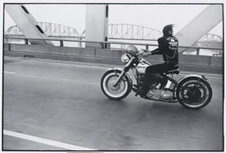 Crossing the Ohio, Louisville,Danny Lyon