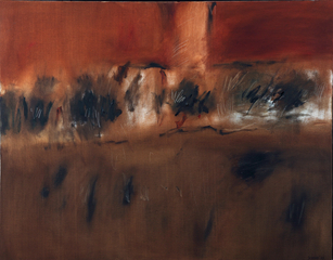 Untitled, Rajendra Dhawan