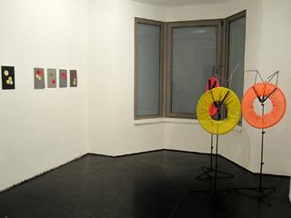 Installation View, Deepa Chudasama