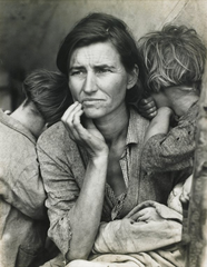 Migrant Mother, California, Dorothea Lange