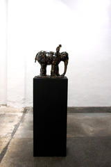 Exhibition View: Sculpture, Chris Hammerlein