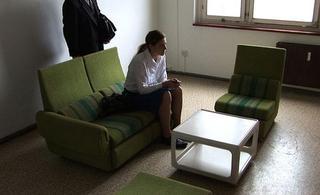 Rooms Conversations. Zimmer Gespräche, Dora García