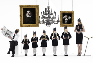 Batman Family Girls, Gérard Rancinan