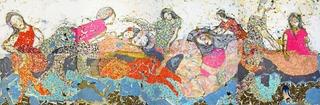 Mar de sirenas, Maria Berrio