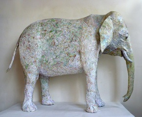 Éléphant,Claudio Locatelli