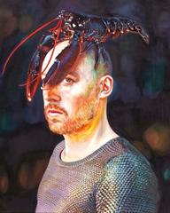 The Lobster Self Portrait,Gal Davrinche