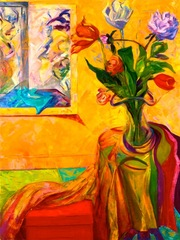 Floral Warming , Suzi Evalenko